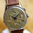 Angelus Vintage Chronograph Triple Date