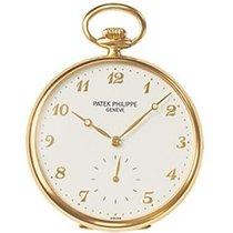 Patek Philippe Lepine Pocket Watch Mens 44mm Manual in Yellow...