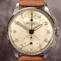 Heuer Vintage 1940`s Chronograph Cal. Valjoux 77