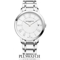 Baume & Mercier Classima Steel White Dial 36,5mm  M0A10261