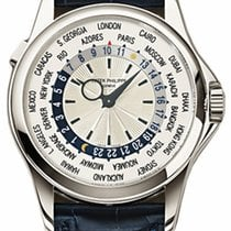 Patek Philippe [NEW][RARE] Complications World Time 5130G-001...