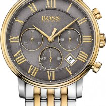 Hugo Boss ELEVATED CLASSIC 1513325 Sportliche Herrenuhr...