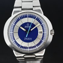 Omega Geneve Dynamic Blue Dial Automatic Super Zustand