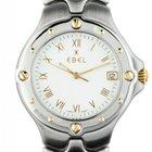 Ebel Sportwave Stahl Quarz Armband Stahl 36mm Vintage Bj.1997...
