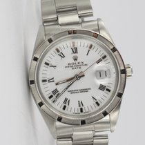 Rolex Oyster Perpetual Date Stahl