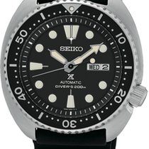 Seiko Prospex Automatik Diver new Turtle SRP777K1