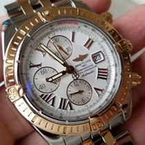 Breitling Chronomat Evolution 18K Gold/Steel