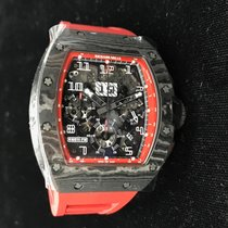 Richard Mille RM 011 Black Night Red Felipe Massa