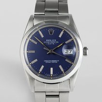 "Rolex Oyster Perpetual Date ""34mm Blue Dial"""