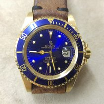 Rolex Submariner - 1680 - Yellow Gold 18Kt - GREAT CONDITION