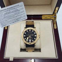 Ulysse Nardin Maxi Marine Diver Chronometer 18K Rose Gold