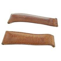 Rolex Original Leather Strap Daytona brown AS IS Strap