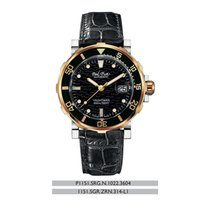 Paul Picot Yachtman III Classic Stahl und Gold P1151.SRG.3604
