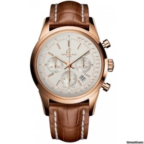 Breitling 18k Pink Gold Transocean Chronograph RB015212 G738 - Unworn + Complete + £15030.00 RRP