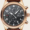  (IWC) Pilot&amp;#39;s Chronograph 3717-13