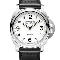 Panerai LUMINOR BASE 8 DAYS ACCIAIO ( Ø 44 MM )PAM00561