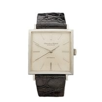 IWC Vintage Square Cal.854 Stainless Steel Gents 854