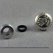 Rolex JAMES BOND 8mm BREVET crown and case tube NOS condition