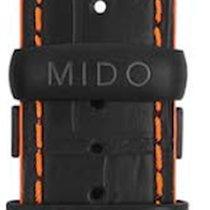 Mido Multifort Lederband 22mm mit Schließe M600012930