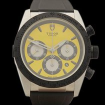 Tudor Fastrider Chronograph Ducati Stainless Steel Gents 42010