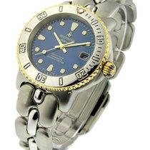 Bertolucci 634.55.41.113 tt Mens 2-Tone Diver on Bracelet -...