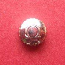 Omega Krone in Stahl, Ø 5,5mm, Höhe 3,8mm, Gewinde 0,9mm,...