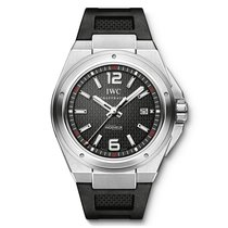 IWC Ingenieur Black Textured Dial Automatic 46mm IW323601