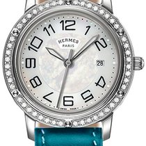 Hermès Clipper Quartz MM 28mm 039519WW00