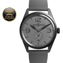 Bell & Ross - Vintage Commando Grey Dial