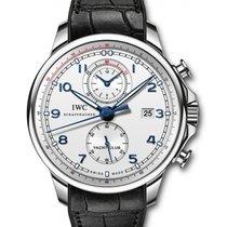 IWC Schaffhausen IW390216 Portugieser Yacht Club Chronograph...