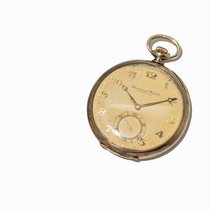 IWC Lepine Pocketwatch, 14K Yellow Gold, Switzerland, c. 1930