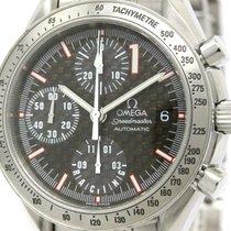 Omega Polished Omega Speedmaster Racing Michael Schumacher...