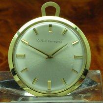 Girard Perregaux 18kt 750 Gold Open Face Anhängeuhr / Taschenu...