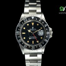 劳力士  (Rolex) Stainless Steel Oyster Perpetual Gmt-master 16750