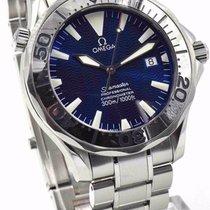 Omega Seamaster 2255.80.00 Chronometer 41mm - Blue Dial /...