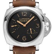 Panerai Luminor 1950 Stainless Steel Men`s Watch