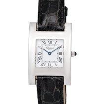 Chopard H Watch 18K White Gold Quartz Ladies Watch – 127405-1001
