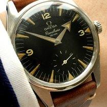 Omega Factory Original Omega Ranchero 36mm schwarzes Ziffernblatt