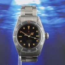 Rolex Submariner Spider tropical 4 line dial