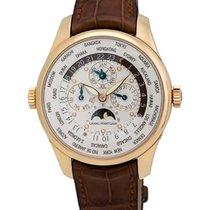 Girard Perregaux ww.tc 18K Rose Gold Perpetual Calendar Men's...
