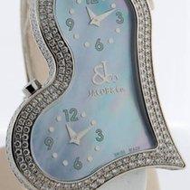 Jacob & Co. . Amore Ladies 3.80 CT Diamond & MOP NOS