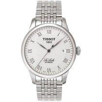 Tissot T41.1.483.33 Men's watch Le Locle