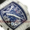 Richard Mille RM015 TOURBILLON GMT PERINI NAVI PLATINUM -...