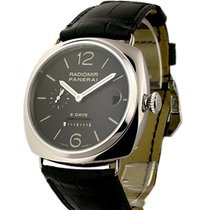 Panerai PAM 00268 PAM 268 - 8 Day Radiomir - Steel on Strap...