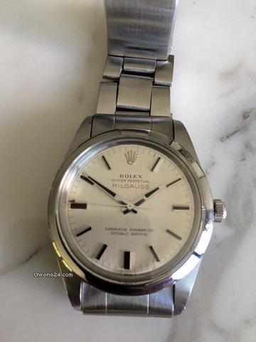 Rolex Milgauss 5130501 - watchparadiseru