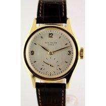 Patek Philippe 565 Calatrava 18K Yellow Gold Watch