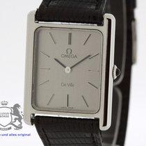 Omega de Ville Men's Driver Watch Excellent Ref. 5110404...