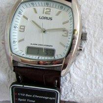 Lorus anadigi alarm / chrono, looking like new