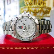 TAG Heuer Professional 200 Ref: Wk1112-0 Stainless Steel Watch