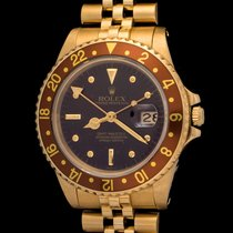 Rolex Gmt Master 16578 Transitional & Nipple Dial